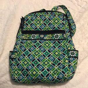 Vera Bradley Small Backpack Daisy Daisy